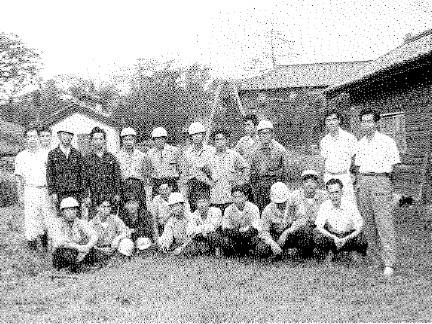 創業期(1955年~1965年ごろ)